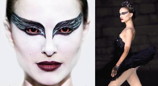 Inspired by the visual impact of star Natalie Portmanu0027s makeup in Darren Aronofskyu0027s upcoming film BLACK SWAN numerous video tutorials are popping up on ...  sc 1 st  Fox Searchlight & Get Some Early Halloween Inspiration: BLACK SWAN Makeup Tutorials ...