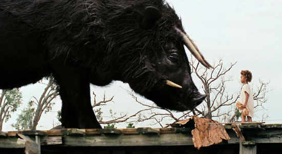 meet the aurochs from beasts of the southern wild blog fox