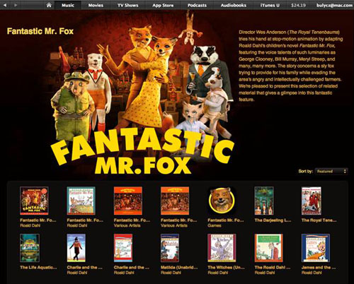 Family Fun With Fantastic Mr Fox Games Music More Blog Searchlight Pictures
