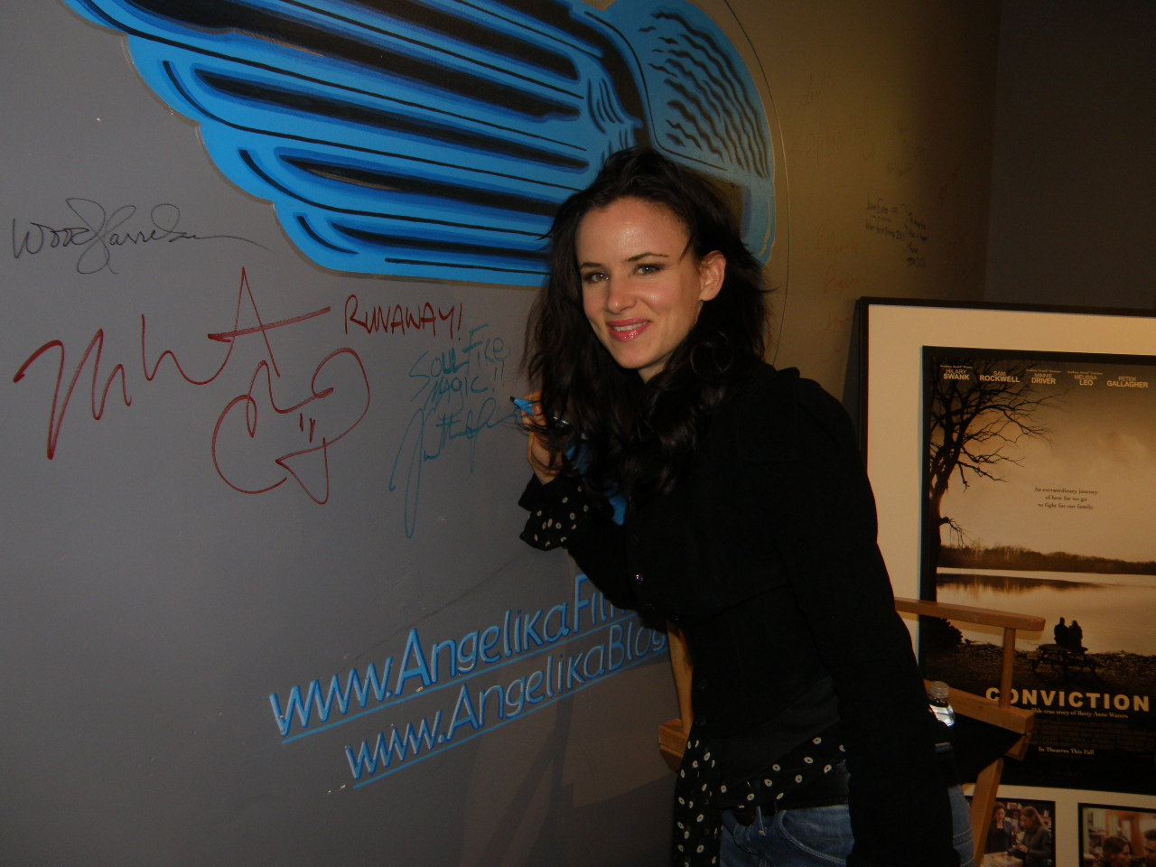 Juliette Lewis Refuses to Relinquish Her Iron Grip on Our Hearts
